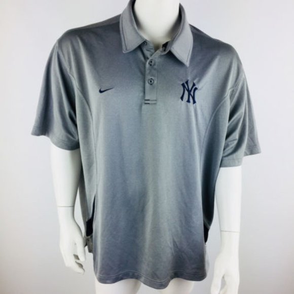 bab61660b Nike Dri-Fit New York Yankees Polo Shirt. M_5aa08e7c3b1608bc19abf99a